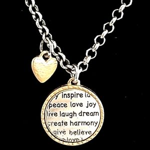 Inspirational Brighton Necklace